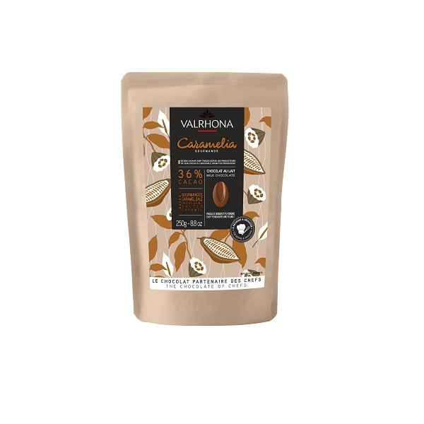 Valrhona - Gourmands Caramelia 36%