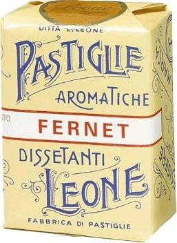 Leone - Pastillen Fernet