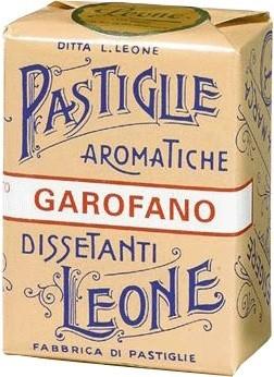 Leone Pastillen - Nelke