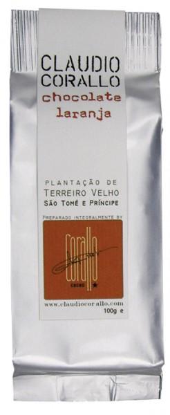 Claudio Corallo - Chocolate laranja 70%