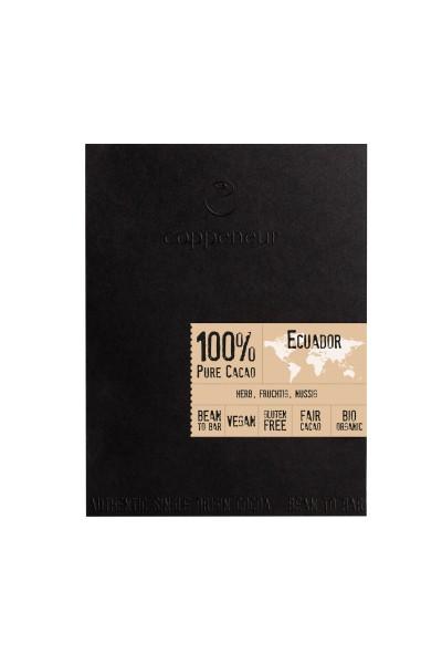 Coppeneur - Cru de Cao Ecuador 100% BIO