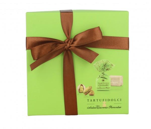 Antica Torroneria - Tartufi Pistazien Geschenkbox