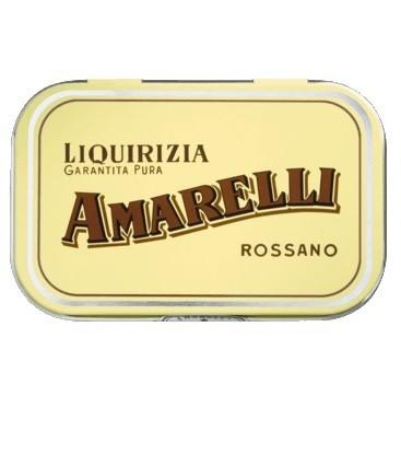 Amarelli - Lakritzpastillen medium