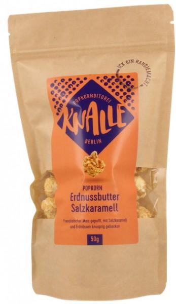 Knalle Popcorn - Erdnussbutter Salzkaramell