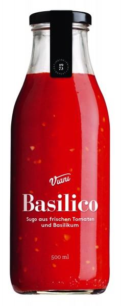 Viani - BASILICO - Sugo al basilico 500ml