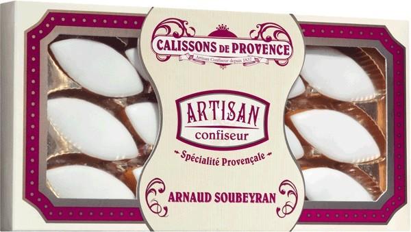 Arnaud Soubeyran - Calissons de Provence