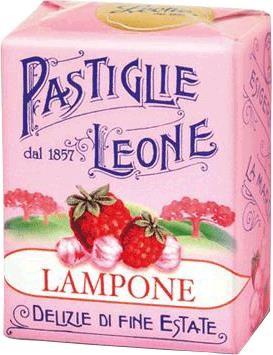 Leone Pastillen - Himbeere