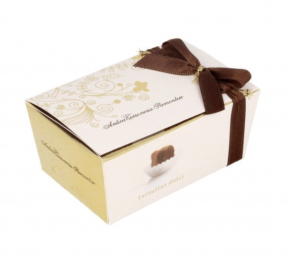 Antica Torroneria - Trüffel Geschenkbox Tartufini dolci