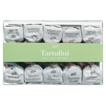 Le Specialità di Viani Tartufi Dolci gemischt 4 Sorten