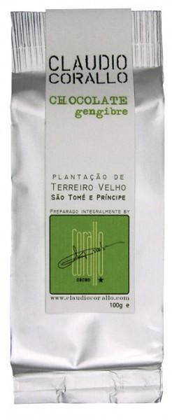 Claudio Corallo - Chocolate gengibre 70%