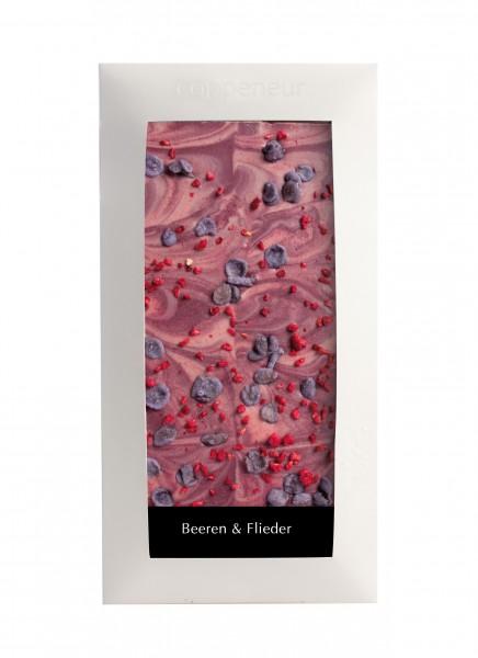 Coppeneur - Tafel Beeren & Flieder
