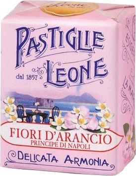 Leone - Pastillen Fürst von Neapel (Orangenblüten)
