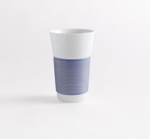 Kahla - Cupit Becher 0,47 l stormy blue
