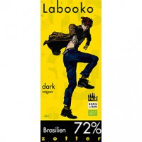 Zotter - Labooko 72% Brasilien