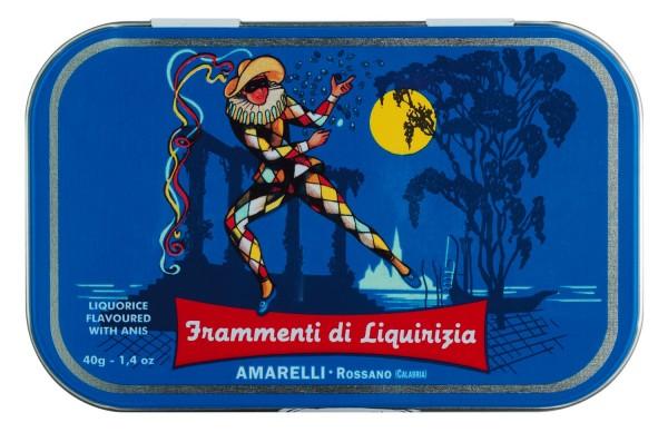 Amarelli - Lakritzpastillen mit Anis