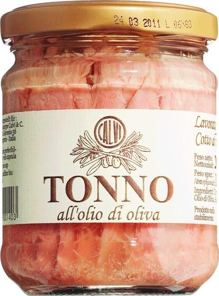 Calvi - Thunfisch in Olivenöl