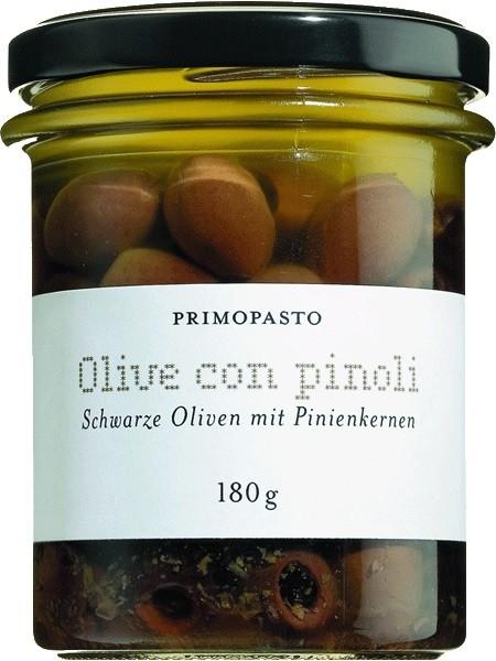 Primopasto - Oliven mit Pinienkernen