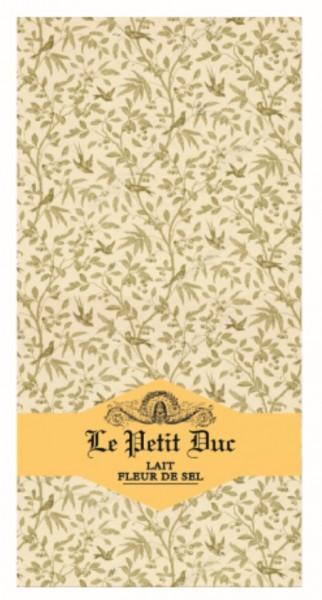 Le Petit Duc - Milchschokolade Fleur de sel