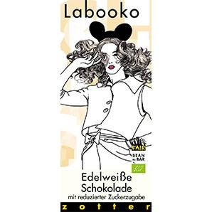 Zotter - Labooko Edelweiße Schokolade