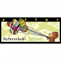 Zotter - Osterschoki (Kokos-Marzipan)
