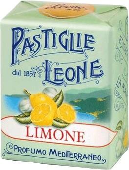 Leone - Pastillen Zitrone