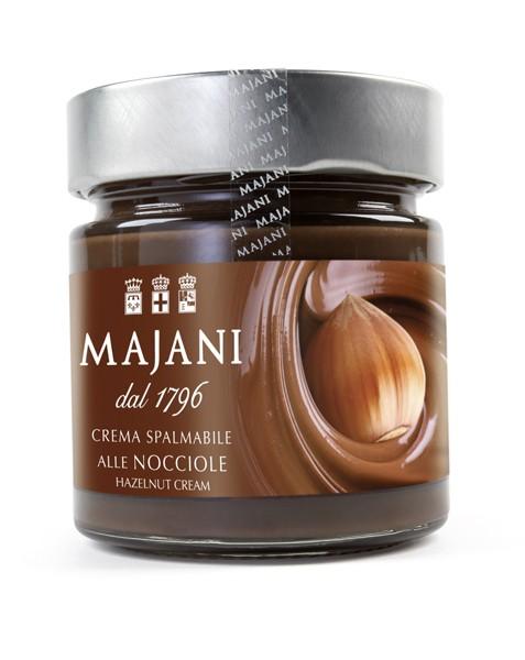 Majani - Crema Fondente Haselnusscreme