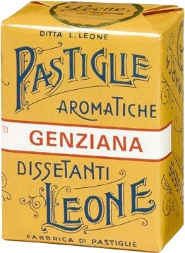 Leone - Pastillen Enzian