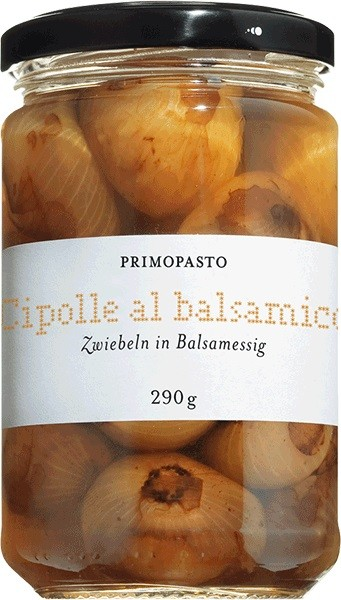 Primopasto - Zwiebeln in Balsamessig