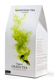 Hampstead Tea - Clean Green Bio Green Tea (lose)