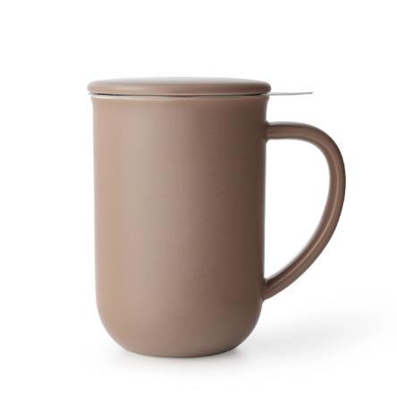 VIVA - Minima™ Balance tea cup powder brown