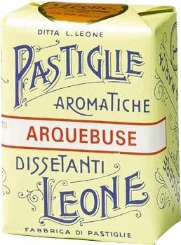 Leone - Pastillen Arquebuse