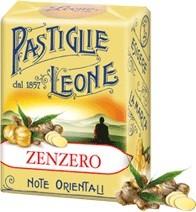 Leone - Pastillen Ingwer