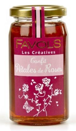 Favols - Rosenblütenkonfitüre
